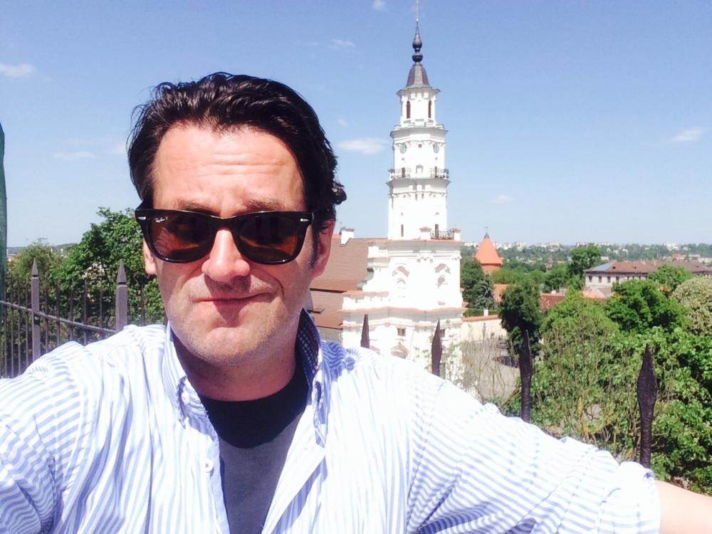 kaunas rooftop church tour