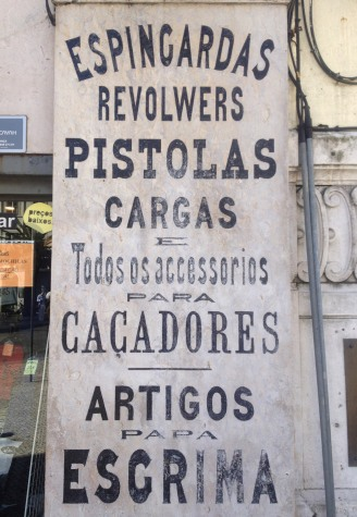 lisbon shop sign - Copy