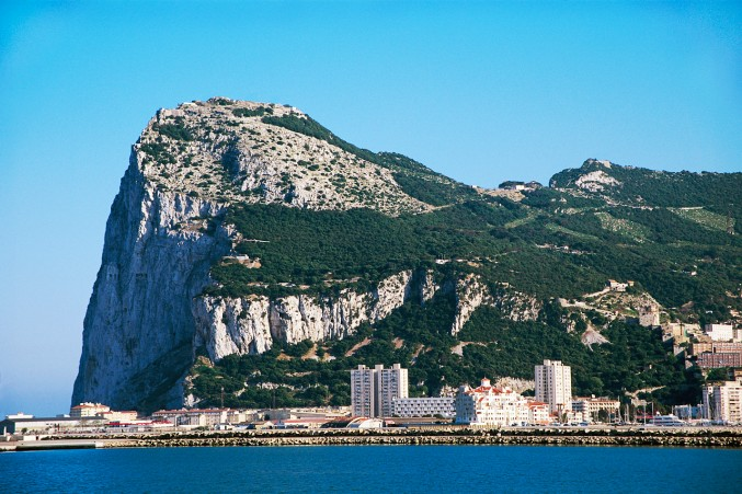 Rock of Gibraltar Gibraltar