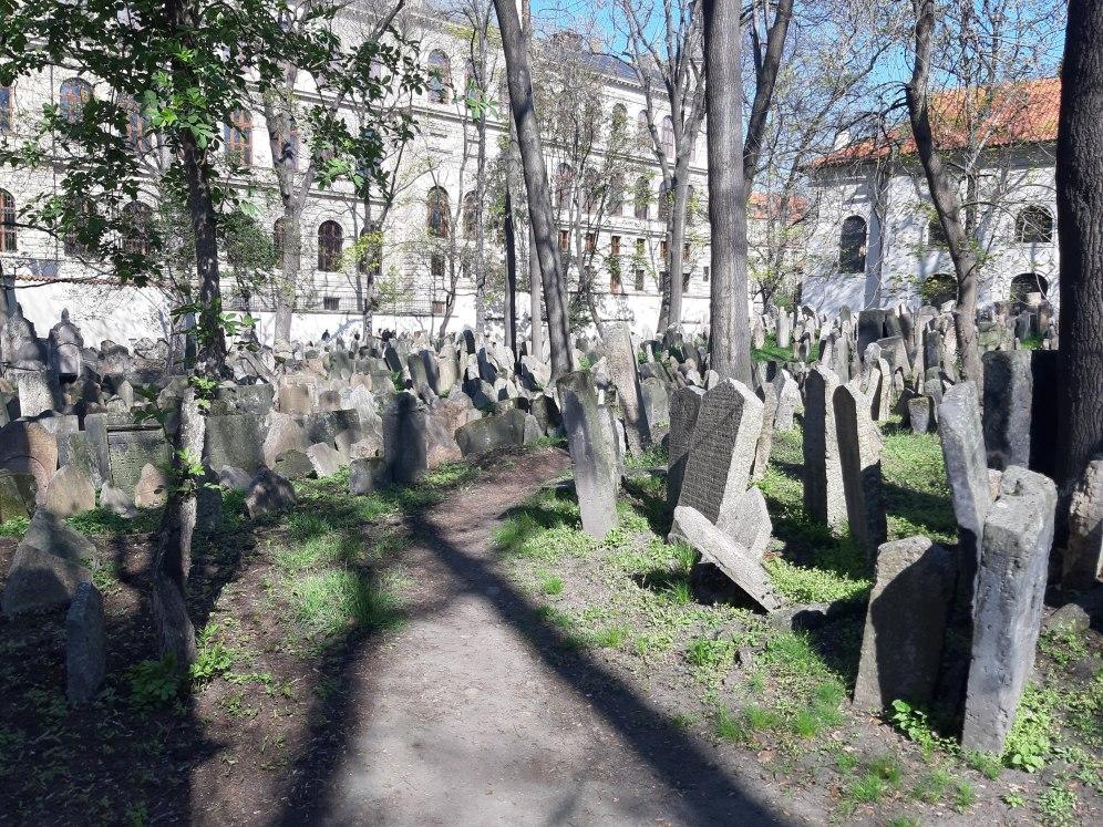 jewish quarter graveyard