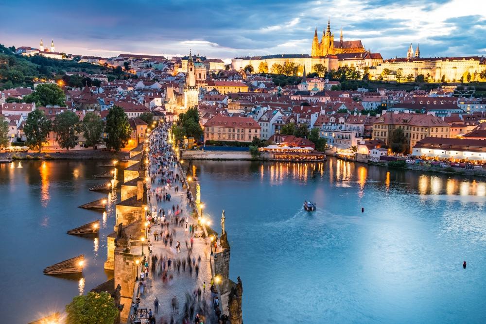 Prague evening (1)